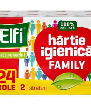 Elfi Family 2 ply 24 rolls